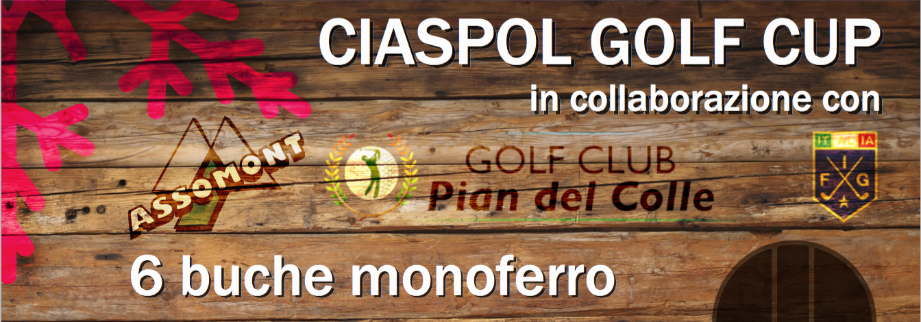 Ciaspol Golf Cup